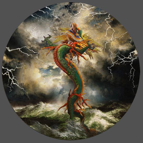 Dragón de Howard David Johnson