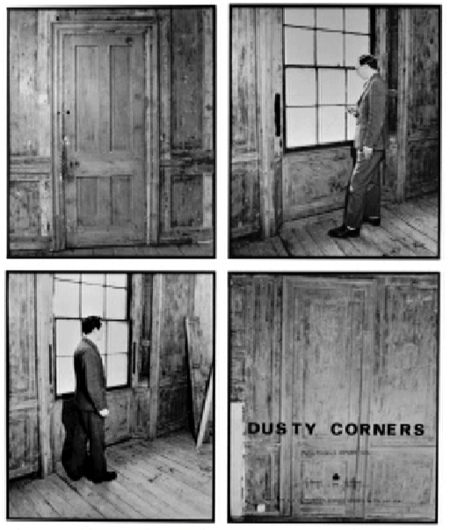 Foto de Gilbert and George - Dusty corners