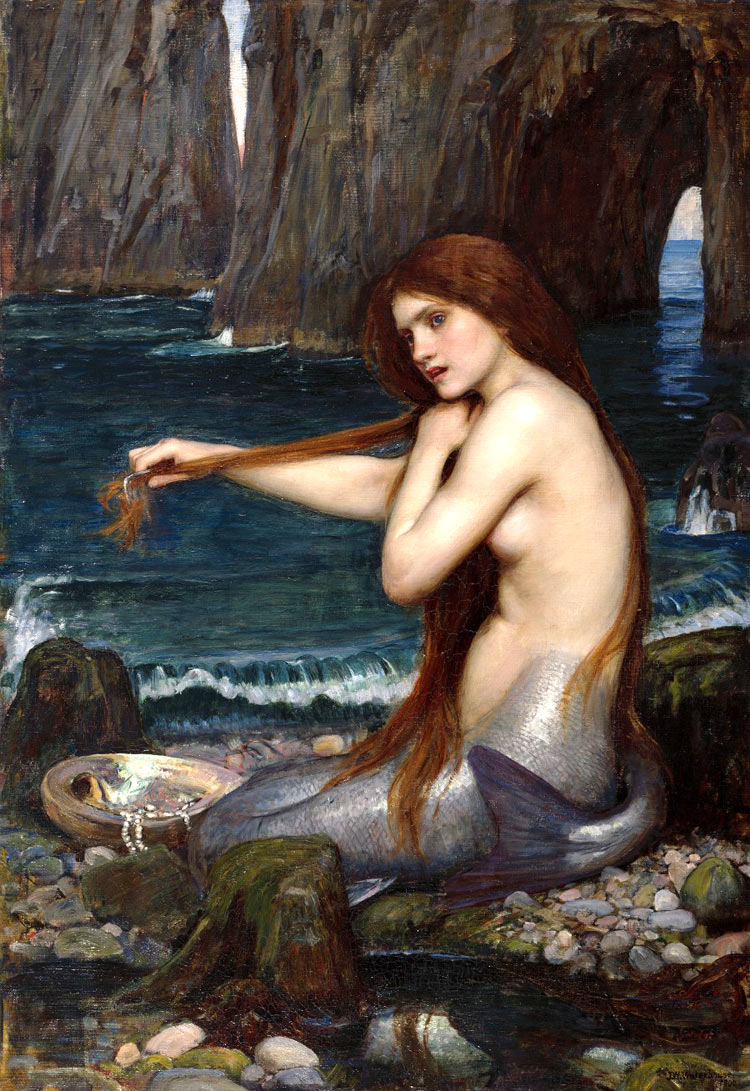 Sirena de Waterhouse