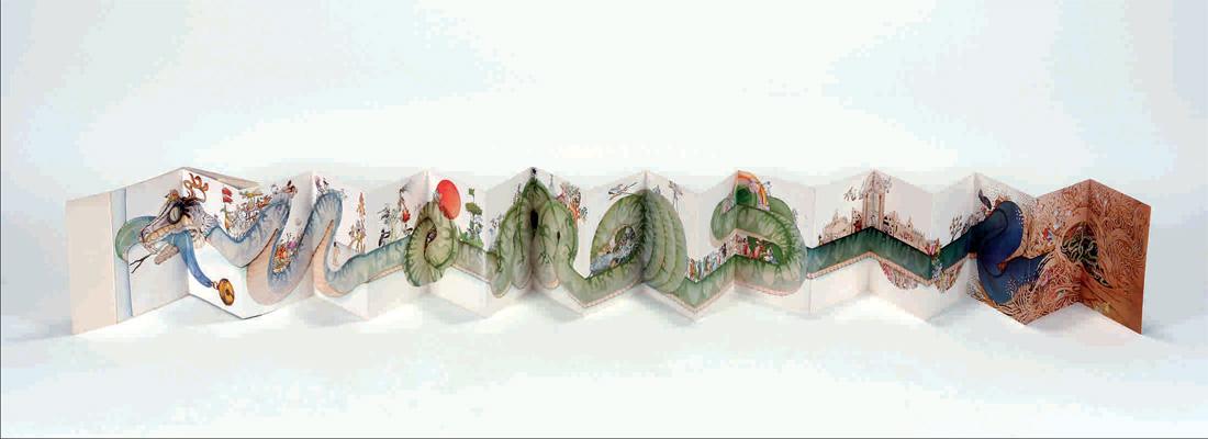 Dibujo de Manuel Boix
