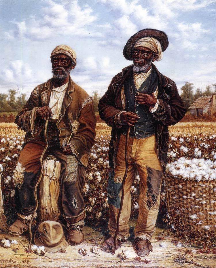 Pintura, Trabajadores del algodón