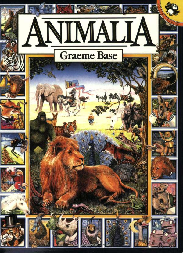 Graeme Base, Animalia