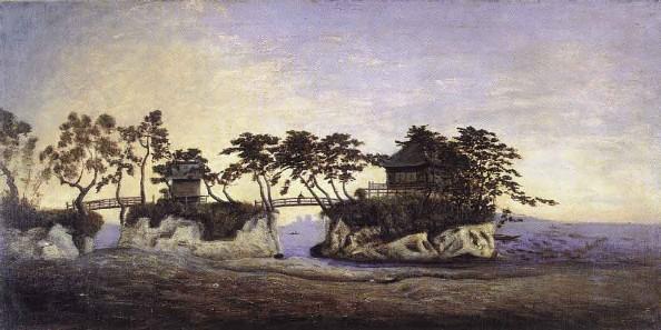 Pintura de Takahashi Yuichi